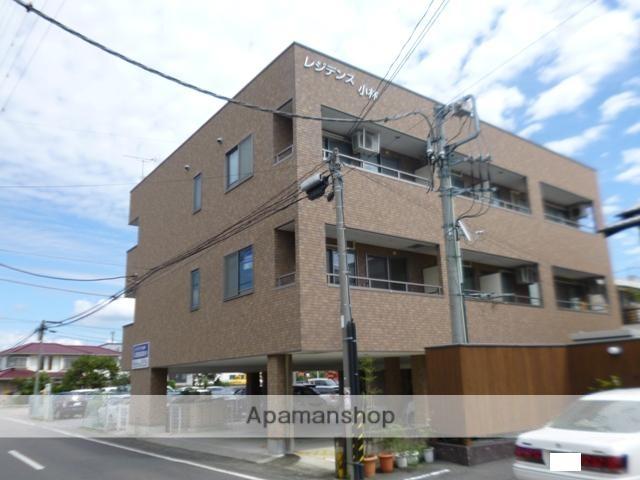 群馬県太田市、太田駅徒歩11分の築9年 3階建の賃貸マンション