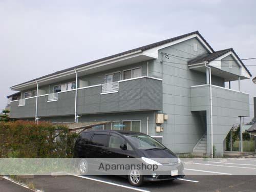 群馬県甘楽郡甘楽町、上州新屋駅徒歩33分の築19年 2階建の賃貸アパート