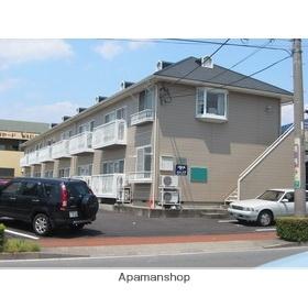 群馬県高崎市、高崎駅徒歩21分の築26年 2階建の賃貸アパート