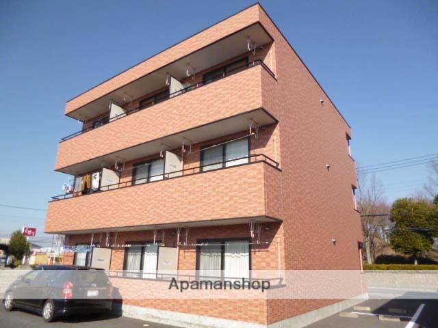 群馬県高崎市、北高崎駅徒歩22分の築12年 3階建の賃貸アパート