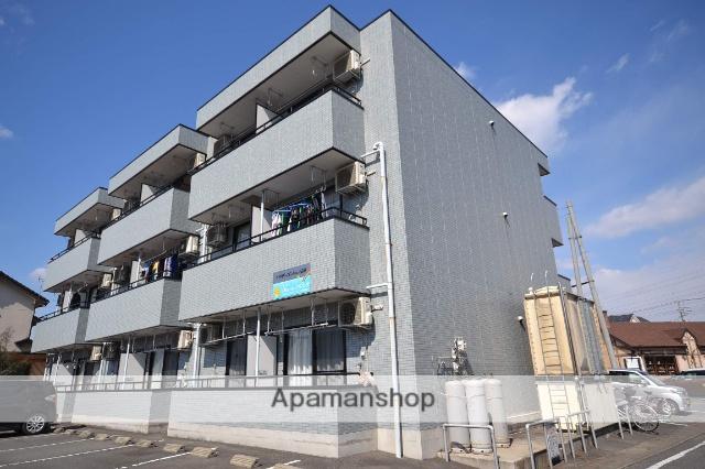 群馬県高崎市、北高崎駅徒歩22分の築14年 3階建の賃貸アパート