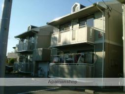 群馬県高崎市、倉賀野駅徒歩26分の築25年 2階建の賃貸アパート
