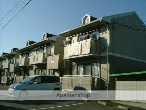 群馬県高崎市の築26年 2階建の賃貸アパート
