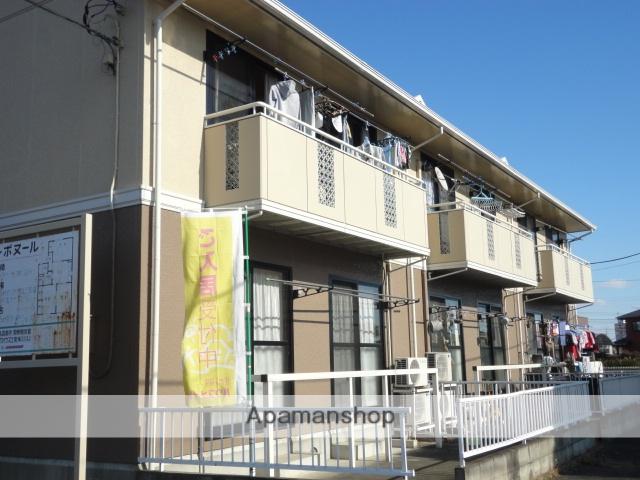群馬県高崎市、南高崎駅徒歩15分の築24年 2階建の賃貸アパート