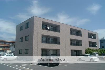 群馬県高崎市、北高崎駅徒歩19分の築19年 3階建の賃貸アパート