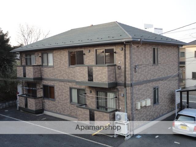 群馬県高崎市、北高崎駅徒歩15分の築14年 2階建の賃貸アパート