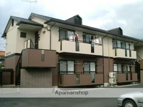 群馬県高崎市、高崎駅徒歩37分の築22年 2階建の賃貸アパート
