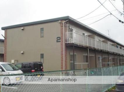 群馬県高崎市、高崎駅徒歩17分の築34年 2階建の賃貸アパート
