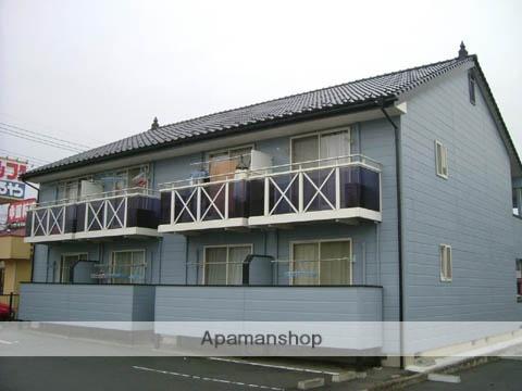 群馬県高崎市、北高崎駅徒歩28分の築22年 2階建の賃貸アパート