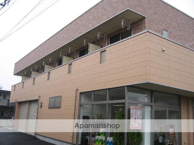 群馬県佐波郡玉村町、新町駅徒歩57分の築10年 2階建の賃貸アパート