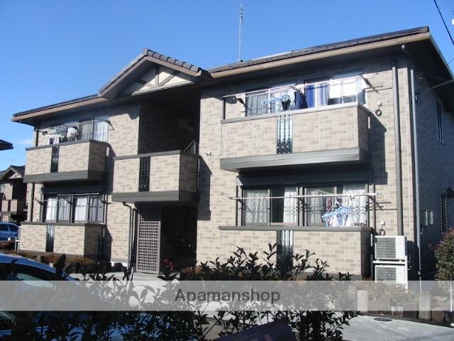 群馬県高崎市、北高崎駅徒歩20分の築15年 2階建の賃貸アパート