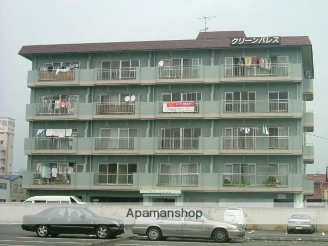 群馬県高崎市、北高崎駅徒歩18分の築27年 5階建の賃貸マンション