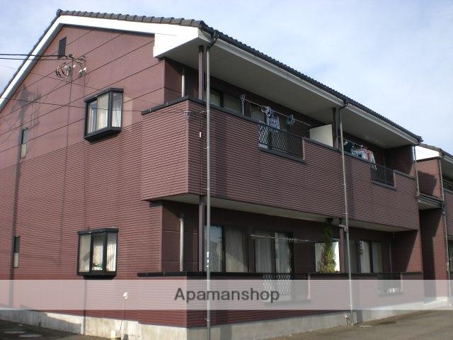 群馬県高崎市、井野駅徒歩32分の築19年 2階建の賃貸アパート