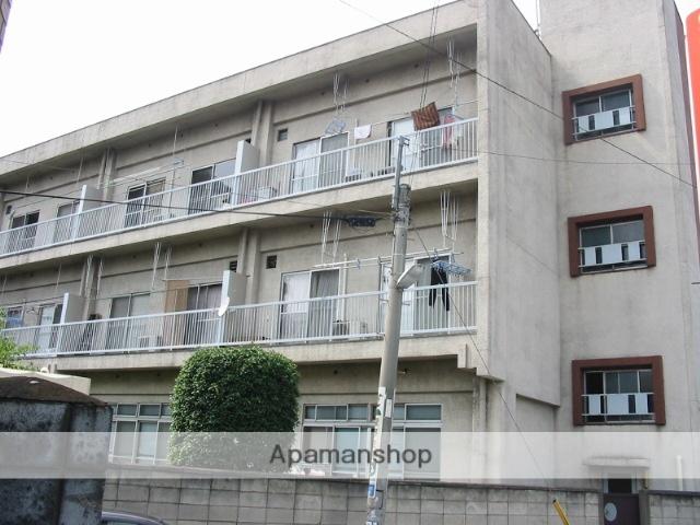 群馬県高崎市、高崎駅徒歩16分の築49年 3階建の賃貸アパート