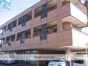 群馬県高崎市、高崎駅ぐるりんバス14分寄居下車後徒歩1分の築26年 3階建の賃貸アパート