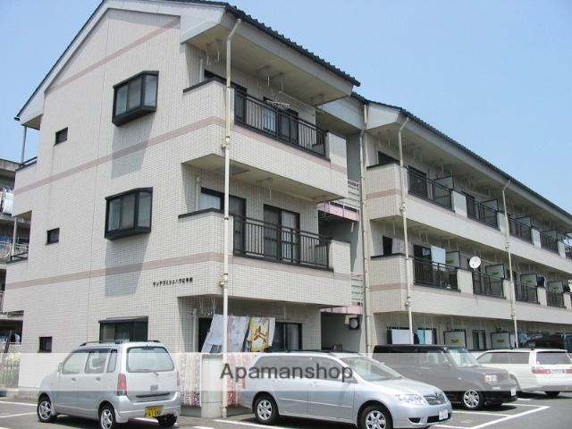 群馬県高崎市、高崎駅徒歩39分の築18年 3階建の賃貸マンション