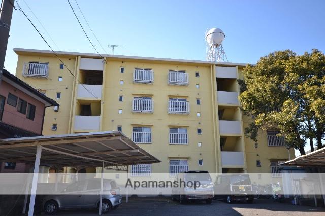 群馬県高崎市、高崎駅徒歩20分の築39年 4階建の賃貸アパート