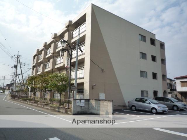 群馬県高崎市、高崎駅徒歩28分の築43年 4階建の賃貸アパート