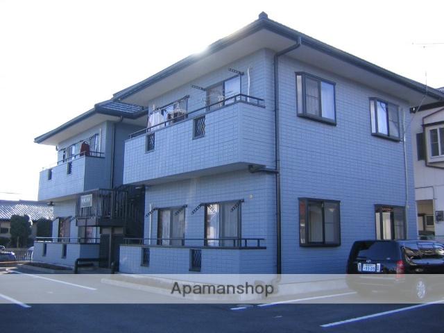 群馬県高崎市、井野駅徒歩6分の築19年 2階建の賃貸アパート