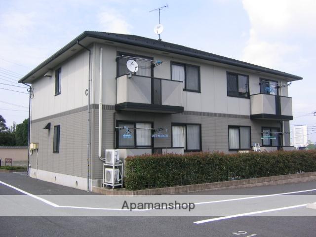 群馬県高崎市、高崎駅徒歩32分の築18年 2階建の賃貸アパート