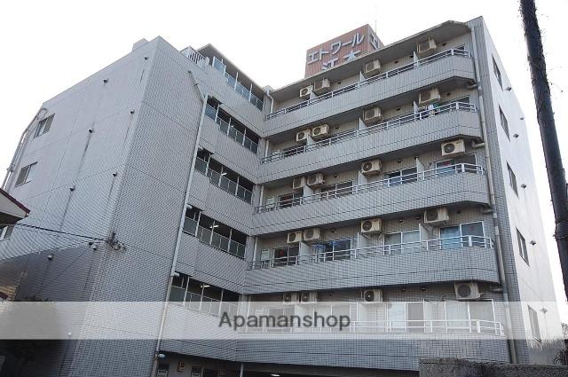 群馬県高崎市、高崎駅徒歩15分の築28年 6階建の賃貸マンション