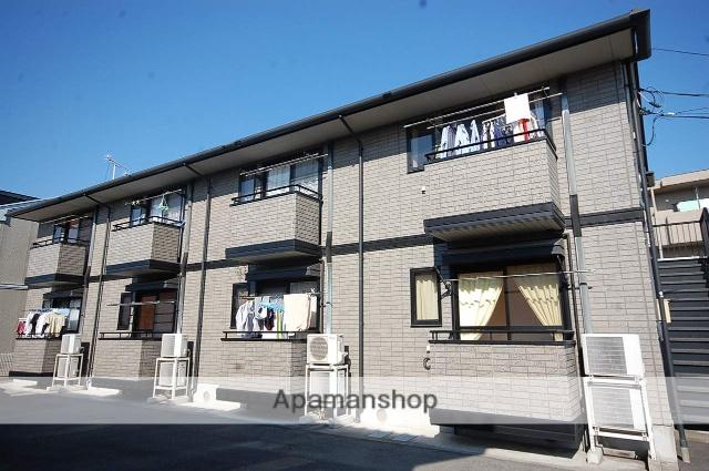 群馬県高崎市、北高崎駅徒歩26分の築17年 2階建の賃貸アパート