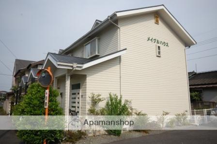 群馬県高崎市、高崎駅徒歩11分の築24年 2階建の賃貸テラスハウス