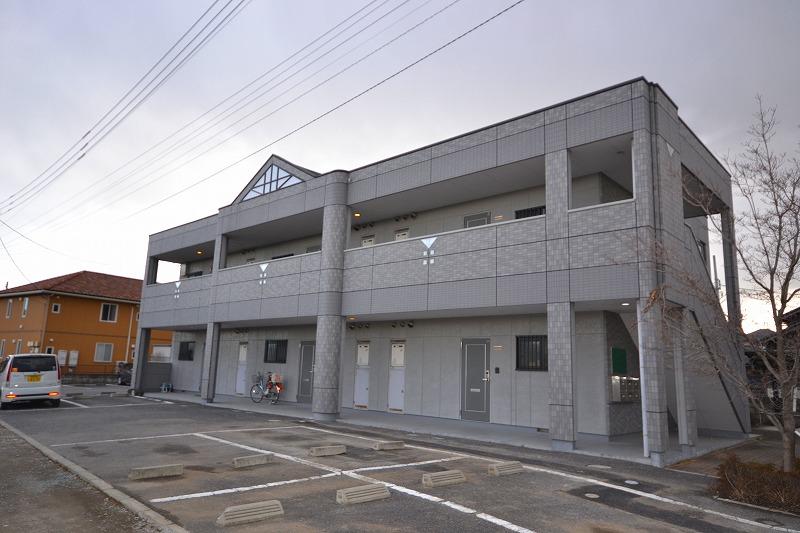 群馬県藤岡市、群馬藤岡駅徒歩20分の築14年 2階建の賃貸アパート