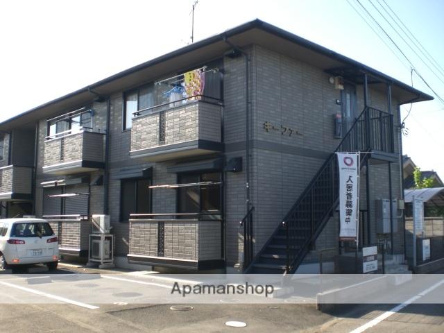 群馬県高崎市、高崎駅徒歩69分の築15年 2階建の賃貸アパート