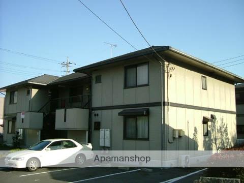 群馬県高崎市、高崎駅徒歩35分の築21年 2階建の賃貸アパート
