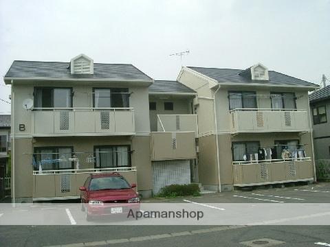 群馬県高崎市、井野駅徒歩13分の築24年 2階建の賃貸アパート