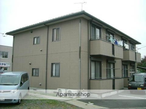 群馬県高崎市、北高崎駅徒歩25分の築17年 2階建の賃貸アパート