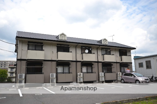 群馬県高崎市、群馬八幡駅徒歩20分の築19年 2階建の賃貸アパート