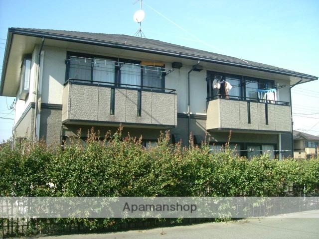 群馬県高崎市、群馬八幡駅徒歩30分の築21年 2階建の賃貸アパート