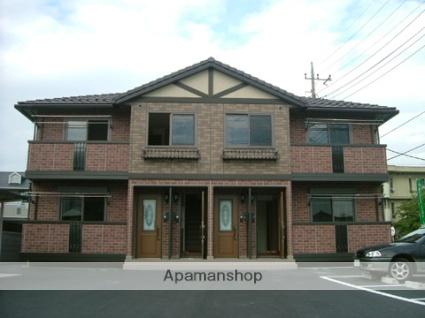 群馬県高崎市、高崎駅徒歩38分の築13年 2階建の賃貸アパート