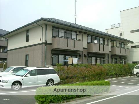 群馬県高崎市、倉賀野駅徒歩19分の築19年 2階建の賃貸アパート
