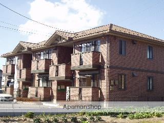 群馬県高崎市、井野駅徒歩12分の築11年 2階建の賃貸アパート