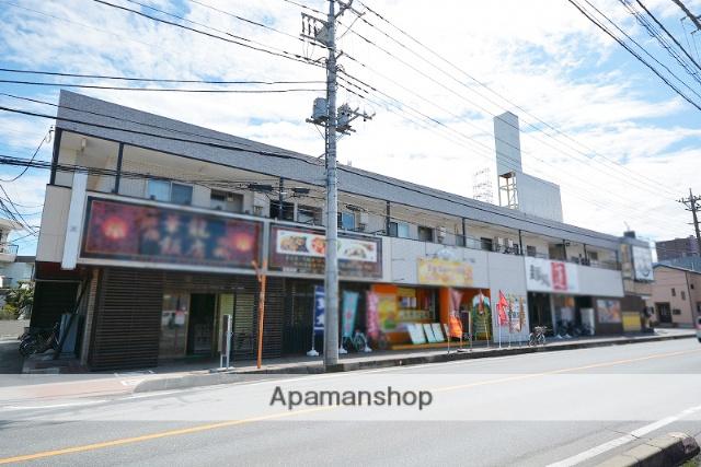 群馬県高崎市、高崎駅徒歩19分の築30年 2階建の賃貸マンション