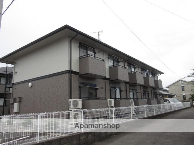 群馬県高崎市、北高崎駅徒歩21分の築18年 2階建の賃貸アパート