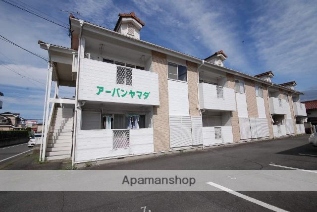 群馬県高崎市、高崎駅徒歩38分の築25年 2階建の賃貸アパート