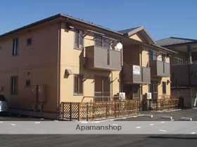 群馬県高崎市、倉賀野駅徒歩23分の築14年 2階建の賃貸アパート