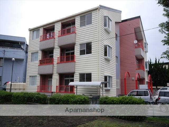 群馬県高崎市、北高崎駅徒歩13分の築26年 3階建の賃貸アパート