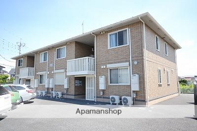 群馬県高崎市、倉賀野駅徒歩28分の築8年 2階建の賃貸アパート