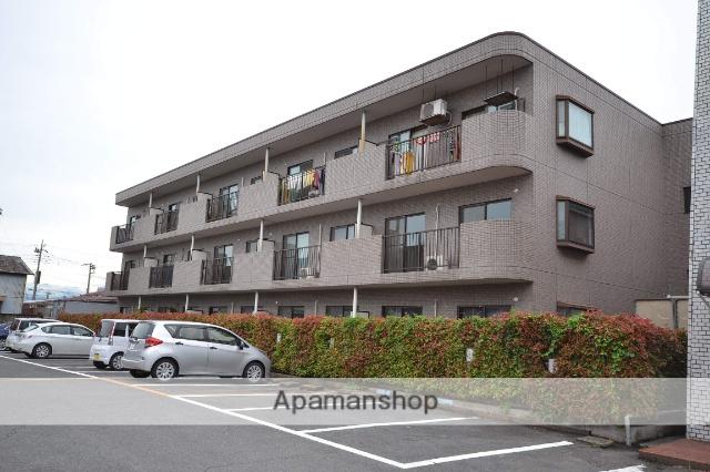 群馬県高崎市、高崎問屋町駅徒歩18分の築21年 3階建の賃貸マンション