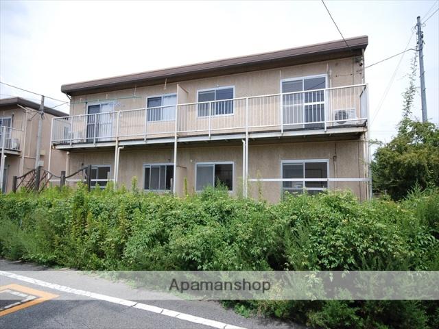 群馬県高崎市、北高崎駅徒歩25分の築32年 2階建の賃貸アパート