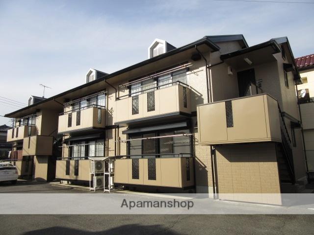 群馬県高崎市、群馬八幡駅徒歩25分の築20年 2階建の賃貸アパート