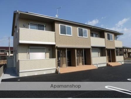 群馬県高崎市、井野駅徒歩45分の築3年 2階建の賃貸アパート