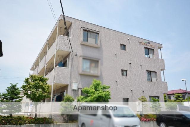 群馬県高崎市、高崎駅徒歩24分の築19年 3階建の賃貸マンション