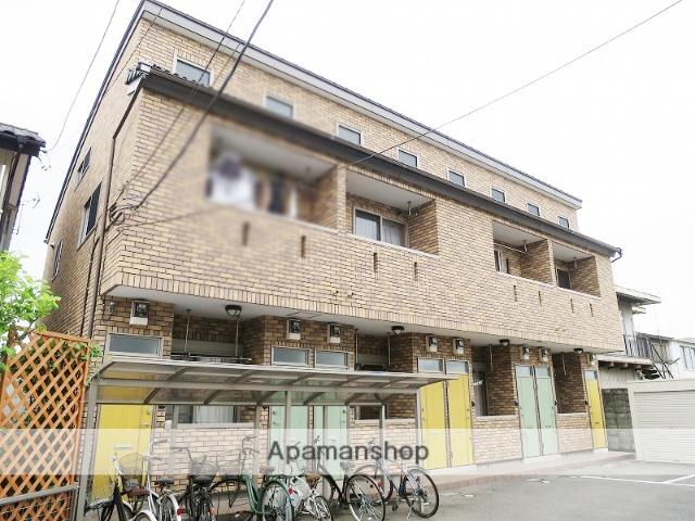 群馬県高崎市、高崎駅徒歩45分の築9年 2階建の賃貸アパート