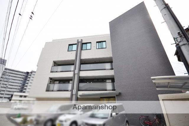 群馬県高崎市、北高崎駅徒歩5分の築7年 5階建の賃貸マンション